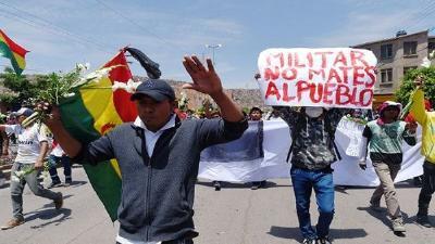 Proyecto de Declaración: La Legislatura porteña manifestó su preocupación por el golpe en Bolivia