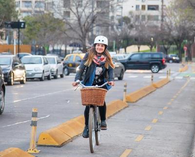 Proponen ampliar la red de ciclovía a toda la Ciudad y que sean mano única