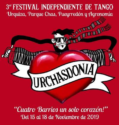 Agronomía será parte del festival de tango Urchasdonía