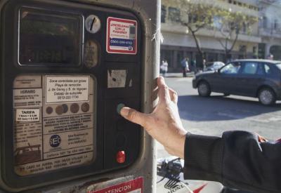 El tránsito porteño como política de recaudación