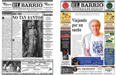 Crisis: Deja de existir la versión papel del Periódico el Barrio